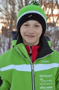 2014-2015 Athleten Gian-Andri Biathlon U13