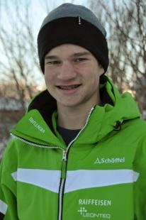 2014-2015 Athleten Niklas Hartweg