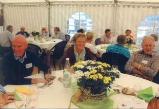 Alois Kälin, Frau Haas und Sepp Haas